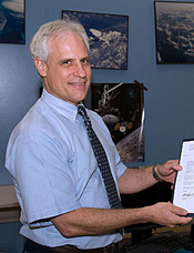 Frank Brody, Chief NWS Spaceflight Meteorology Group