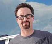 Greg Johnson, Storm Chaser