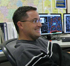 Scott Unger, NWS Forecaster