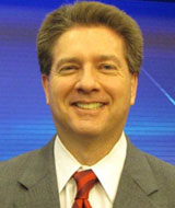 Steve LaNore, Chief Meteorologist, KXII News 12